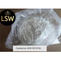 Buy cheap White Color SARMs Raw Powder GW-501516 / GSK-516 99% Purity For Weight Loss from wholesalers