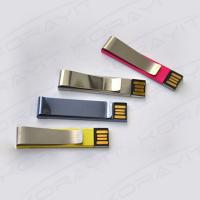 Buy cheap Bookmark Metal USB Flash Drive Custom Logo, Factory Supply USB Flash Stick 4GB 8GB from wholesalers