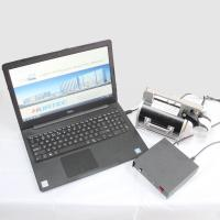 Buy cheap Mining Ropes Ultrasonic Metal Detector / Portable Ultrasonic Testing Equipment product