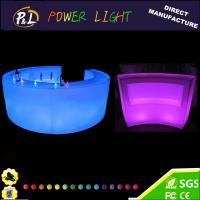 Buy cheap Illuminated Plastic Led Modern Bar Counter from wholesalers