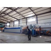 Buy cheap Diesel Fuel Egg Tray Production Line Pulp Moulding Machine 50HZ from wholesalers