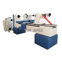 Buy cheap High End Automatic CNC Wood Turning Lathe Machine For Baseball Bat And Chair Legs from wholesalers