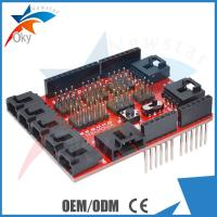 Buy cheap Sensor Shield V8 development mega 7-12VDC 30g 5VDC Board  for Arduino from wholesalers