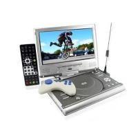 Buy cheap 7 inches Portable DVD Player + DVB-T Player and Recorder from wholesalers