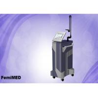 Buy cheap RF Skin Tightening Equipment ,  Co2 Fractional Laser Machine for Scar Removal from wholesalers