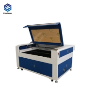 Buy cheap Acrylic / Wood / Metal CO2 Laser Cutting Machine 80/100/150W High Speed 0.025mm Accuracy from wholesalers