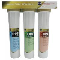 Buy cheap High Flow Rates Water Ionizer Filter For Purifying Industrial Water from wholesalers