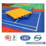 Buy cheap High UV Resistant Polypropylene Interlocking Exercise Floor Mats from wholesalers