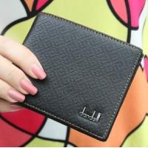Buy cheap pu men wallet casual short purse for men product