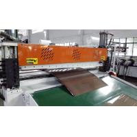 Buy cheap Three Layers  PC ABS Co-Extrusion Luggage Sheet Extrusion Machine from wholesalers