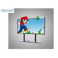 Buy cheap Multi Functional 85 Inch UHD 3D TV 3840 * 2160 For Advertising Display from wholesalers