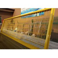 Buy cheap Powder Coated Green Wire Mesh Fence Agricultural Electro Hot Dips Galvanizing from wholesalers