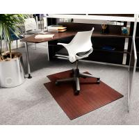 Buy cheap Waterproof PVC Wood Floor Chair Mat Carpet Protector / Computer Chair Floor Mat from wholesalers