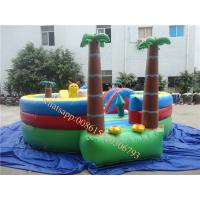 Buy cheap inflatable playground inflatable indoor playground  inflatable indoor playground from wholesalers