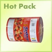 Buy cheap Mylar Reflective Plastic Laminated Packaging Films Roll , Thermal Lamination Film from wholesalers
