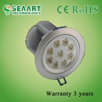 Buy cheap Lower Consumption AC90-260V 27W Dimmable LED Downlight With 60 Degree from wholesalers