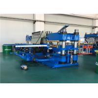 Buy cheap 40Cr Hard Chrome Columns 300 Ton Plate Hot Pressing Machine Independent Oil Circuit from wholesalers