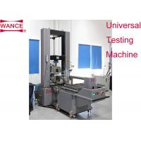 Buy cheap R Value Result Utm Universal Testing Machine 600mm Test Width 3KW Power Consumption from wholesalers