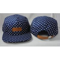 Buy cheap Brown Leather Snapback Cool Baseball Caps BackStrap Camp from wholesalers
