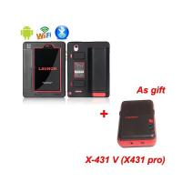 Buy cheap Original X431 V (X431 Pro) + Mini WIFI Printer As Gift Wifi/Bluetooth Tablet Full System from wholesalers