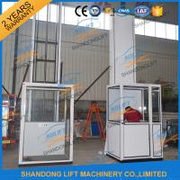 Buy cheap Portable 3M Hydrualic Small Home Lift Elevator Wheelchair Lift For Apartments from wholesalers
