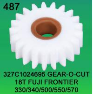 Buy cheap 27C1024695 GEAR TEETH-18 O-CUT FOR FUJI FRONTIER 330,340,500,550,570 minilab product