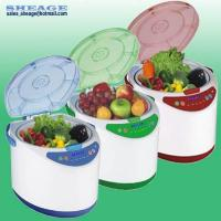 Buy cheap Fruit & Vegetable Washer, Food Sterilizer, SHE-U112 from wholesalers