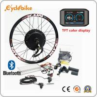 Buy cheap 3.2 TFT LCD 3000W High Speed Electric MTB Bicycle / Hub Motor Conversion kit from wholesalers