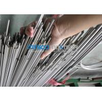 Buy cheap Fluid / Gas Stainless Steel Instrument Tubing TP317 With Bright Annealed Surface product