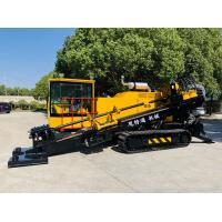 Buy cheap Large Torsion HDD Drilling Machine Directional Drilling Machine 450KN Pullback Force from wholesalers