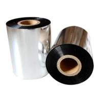 Buy cheap black 25*450 near edge wax resin customzied TTR Ribbon/Thermal transfer ribbon for barcode label printing, zebra,tsc from wholesalers
