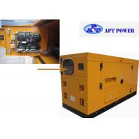 Buy cheap 30kW China Diesel Engine Standby Power Generator with Smartgen Controller Panel from wholesalers