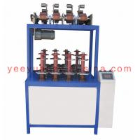 Buy cheap High Speed and Fancy Yarn Twisting Machine thread twister machine from wholesalers