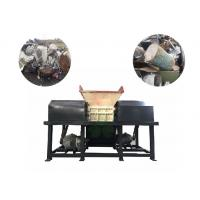 Buy cheap Automatic Four Shaft Shredder Machine For Coconut Fiber / Artificial Leather from wholesalers
