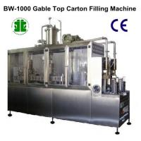Buy cheap Semi Automatic Juice Paper Box Filler and Sealer from wholesalers