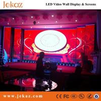 Buy cheap JEKAZ Indoor P2.5 led video wall youtube fixed LED Screen full color for wholesale from wholesalers