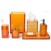 Buy cheap Hotel bathroom accessories sets from wholesalers