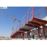 Buy cheap Light Weight Crane Lifted Climbing Formwork System To Support Wall Form from wholesalers