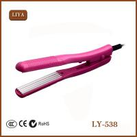 Buy cheap Ionic Ceramic Flat Iron Fast Heat Design Gorgeous Hair Straightener from wholesalers