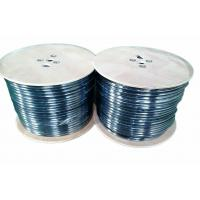 Buy cheap 75 ohm RG11 Coaxial Cable , CCS Inner Conductor CATV Coaxial Cable with UL PVC Jacket product
