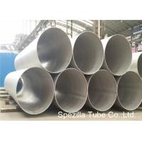 Buy cheap ASTM A358 TP304 EFW Welded Stainless Round Tube 20Ft Large Diameter Steel Pipe 100% X-RAY from wholesalers