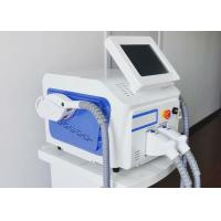 Buy cheap SHR+SSR Pain Free Hair Removal Machine UK Xenon Lamp And Pure Sapphire Crystal from wholesalers