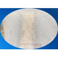 Buy cheap Local Anesthetic Dimethocaine Larocaine Powder 94-15-5 C16H26N2O2 from wholesalers