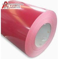 Buy cheap Prepainted galvanized steel coils  DX51D CGCC panhua product