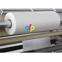 Print Finishing Lamination Bopp Film RollGlossy / Matt Type EVA Heat Sensitive Layer