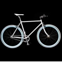 Buy cheap Professional 700C Chromoly Frame Single Speed Fixed Gear Bikes For Ladies from wholesalers