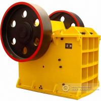 Buy cheap PE 400x600 Primary Stone Jaw Crusher Machine Price For Sale from wholesalers