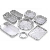 Buy cheap Aluminum foil container, Aluminum container, foil container, pie pan, foil pie pan, aluminum pie pan, Dairy Food Contain from wholesalers