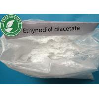 Buy cheap 99% Estrogen Steroid Powder Ethynodiol Diacetate For Female CAS 297-76-7 from wholesalers