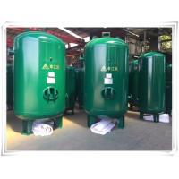 Buy cheap Nitrogen Compressor Air Receiver Tank Replacements , Compressed Air Accumulator Tank product
